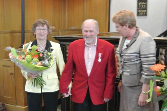 Leny en Jan en de Burgermeester